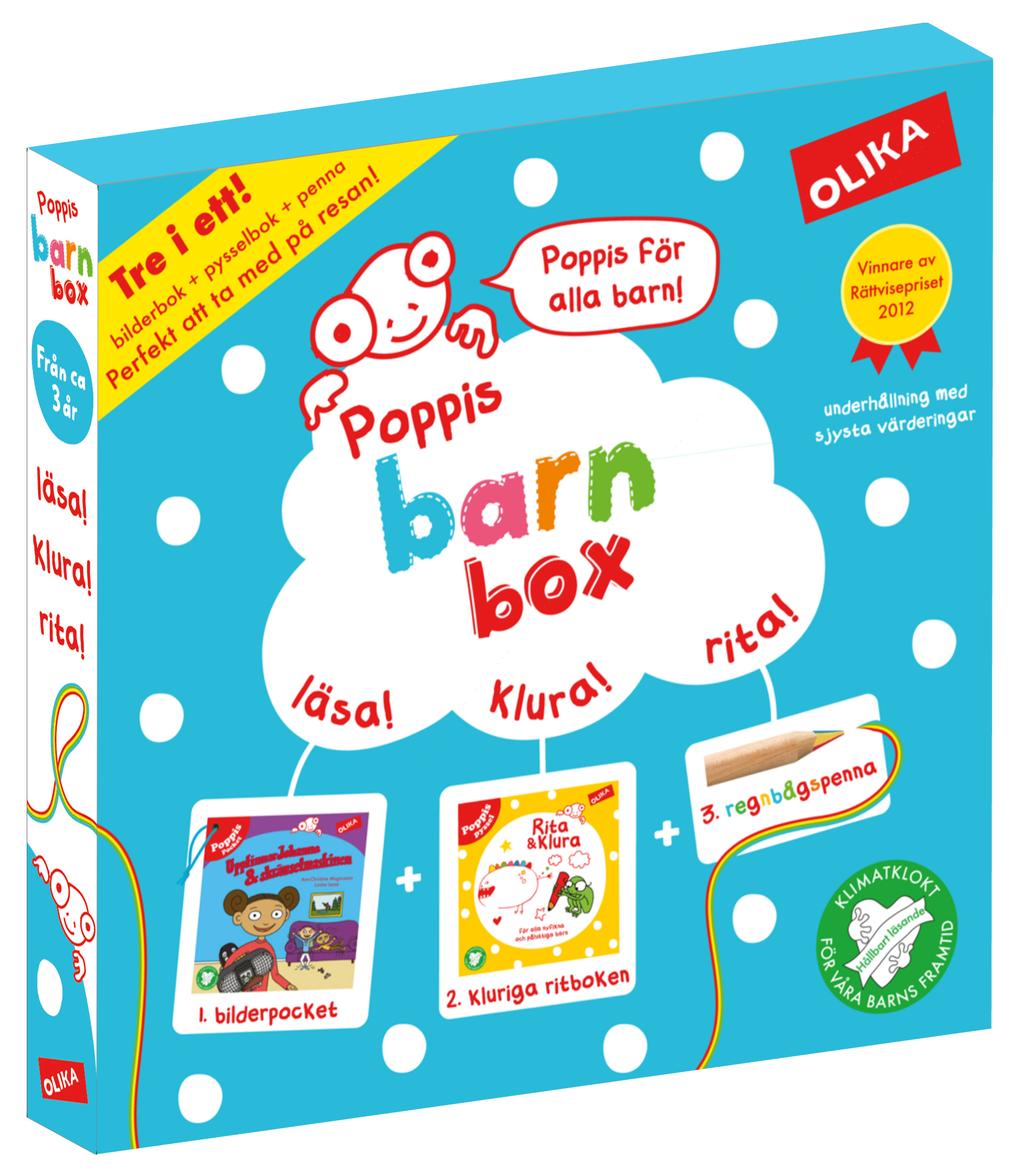 Poppis barnbox!